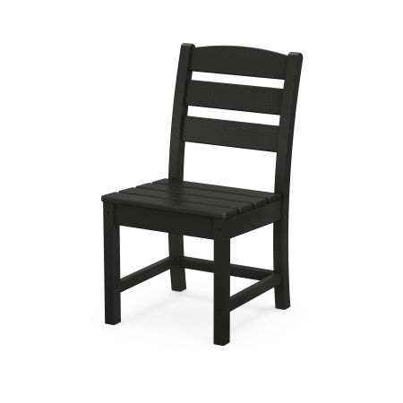 Lakeside Dining Side Chair in Black