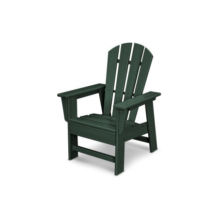 Casual Chair in Green