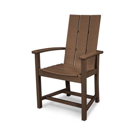 MOD Adirondack Dining Chair in Teak