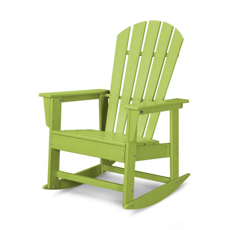 South Beach Rocking Chair in Lime