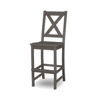 Braxton Bar Side Chair in Vintage Finish