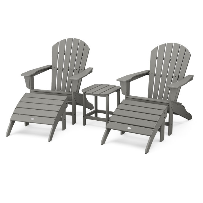 South Beach Adirondack 5-Piece Set