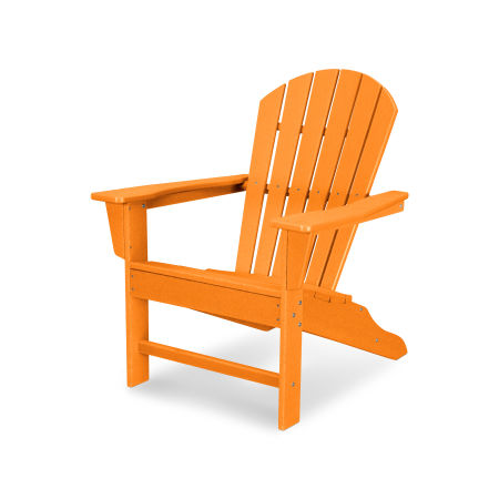 South Beach Adirondack in Vintage Tangerine
