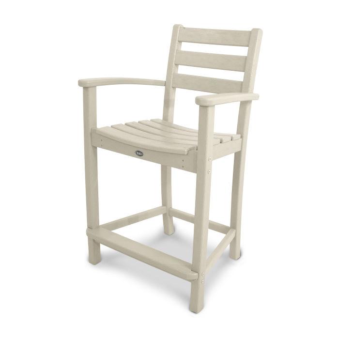 Monterey Bay Counter Arm Chair