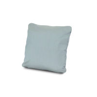 "18"" Outdoor Throw Pillow in Spa"