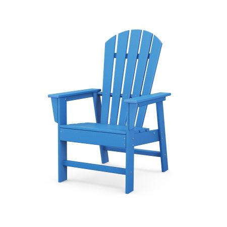 South Beach Casual Chair in Pacific Blue