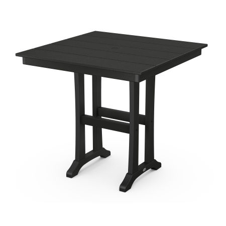 """37"""" Counter Table in Black"""