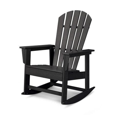 South Beach Rocking Chair in Black