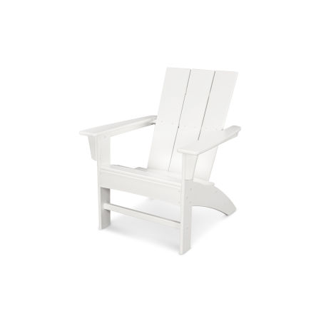Prescott Adirondack in White