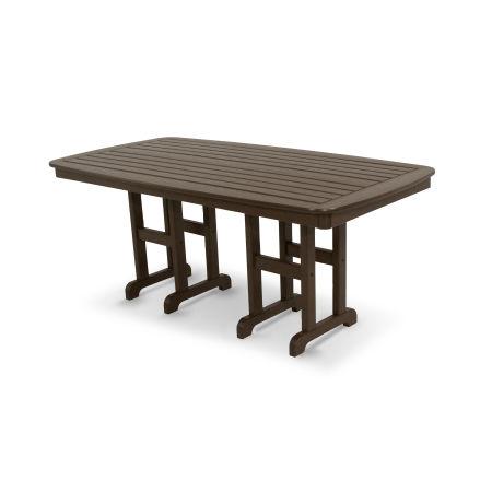 """Classics 37"""" x 72"""" Dining Table in Mahogany"""