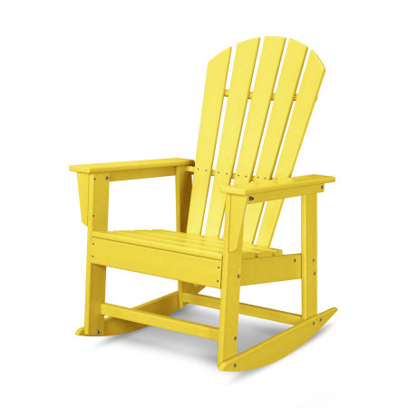 South Beach Rocking Chair in Lemon