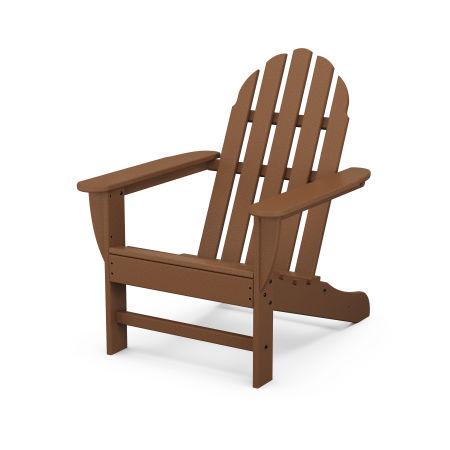 Classic Adirondack Chair in Teak