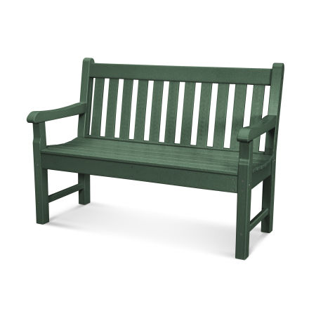 "Rockford 48"" Bench in Green"