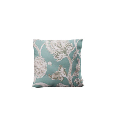 "16"" Outdoor Throw Pillow by POLYWOOD® in Botanical Gardens Spearmint"