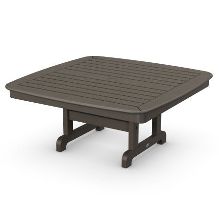 """Nautical 44"""" Conversation Table in Vintage Finish"""