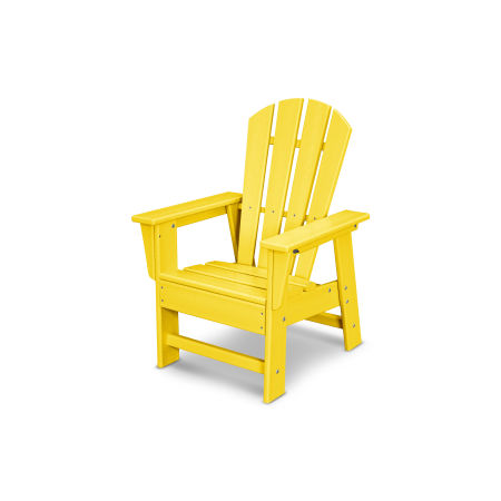 Casual Chair in Lemon