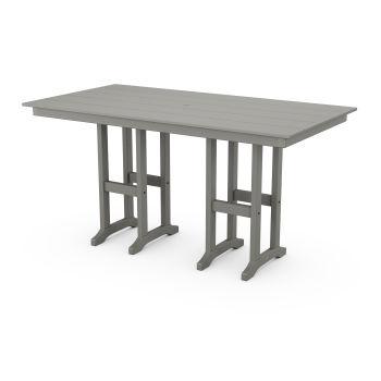 """Farmhouse 37"""" x 72"""" Counter Table"""