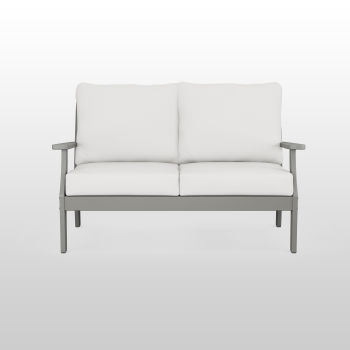 Braxton Deep Seating Settee