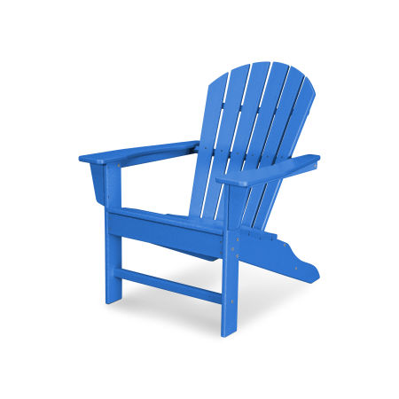 South Beach Adirondack in Pacific Blue