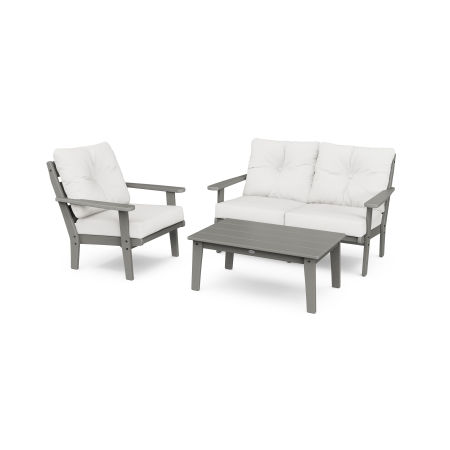 Lakeside 3-Piece Deep Seating Set