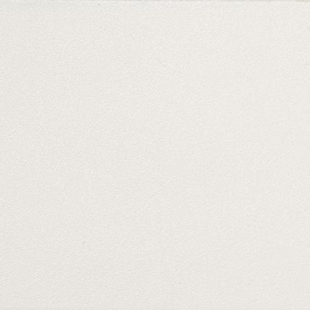 Satin White Aluminum Frame Sample