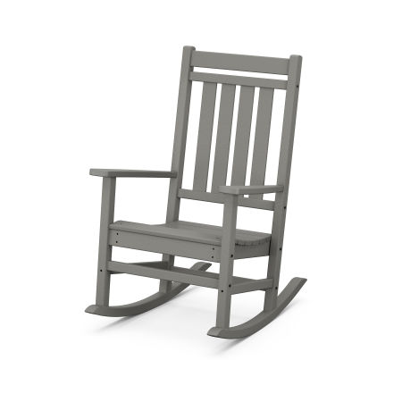 Estate Rocking Chair in Slate Grey