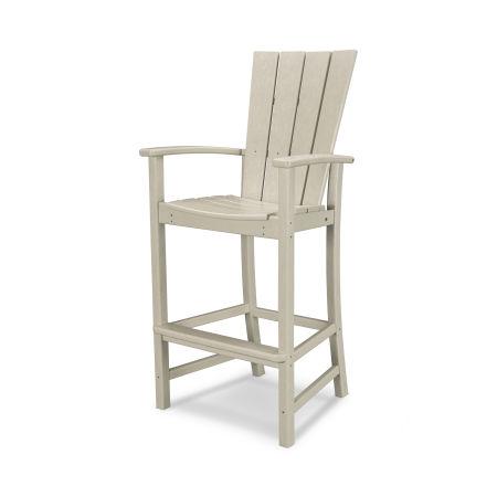Quattro Adirondack Bar Chair in Sand