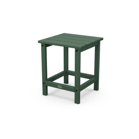 "Long Island 18"" Side Table in Green"