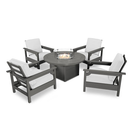 Club 5-Piece Chat Set