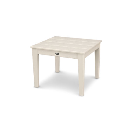 "Newport 22"" End Table in Sand"