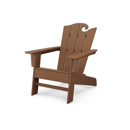 The Ocean Chair in Teak