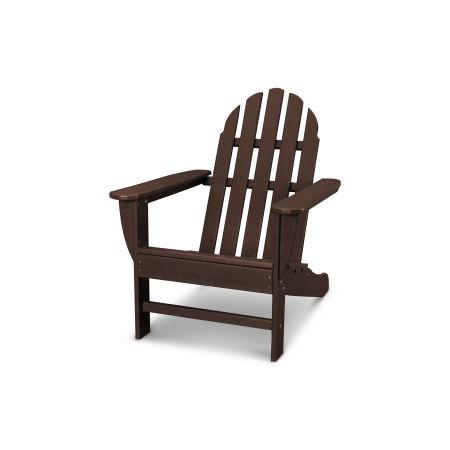 Classics Adirondack Chair in Mahogany