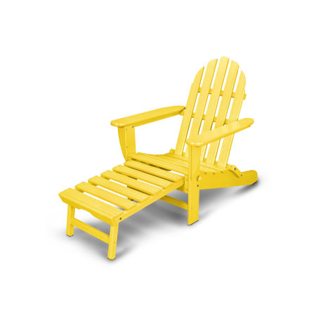 Classics Ultimate Adirondack Chair in Lemon