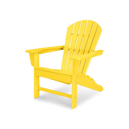 South Beach Adirondack in Lemon