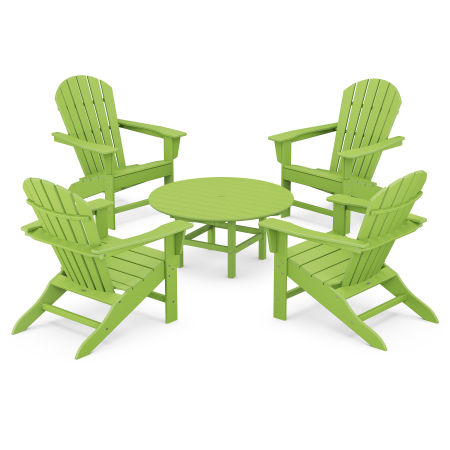5-Piece Conversation Group in Lime