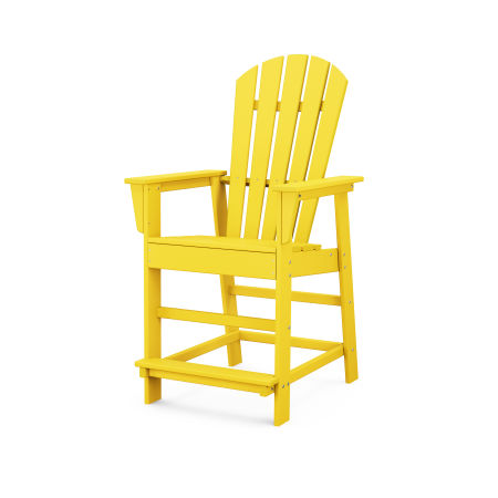 South Beach Counter Chair in Lemon