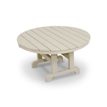 "Cape Cod Round 36"" Conversation Table"