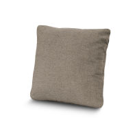 "20"" Outdoor Throw Pillow by POLYWOOD® in Sancy Shale"