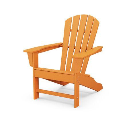 Palm Coast Adirondack in Tangerine