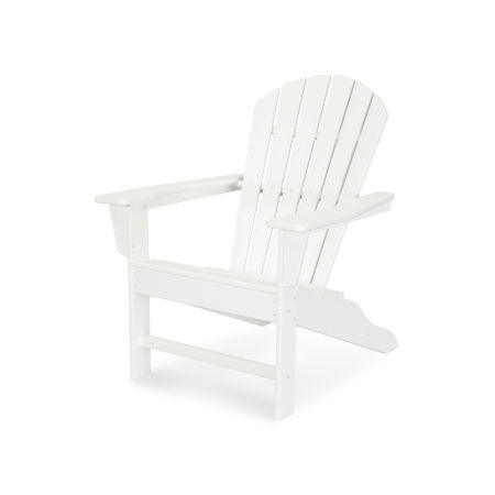 South Beach Adirondack in White