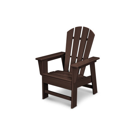 Casual Chair in Mahogany