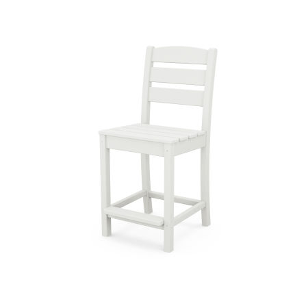 Lakeside Counter Side Chair in Vintage White