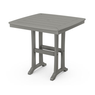 "Nautical Trestle 37"" Counter Table"
