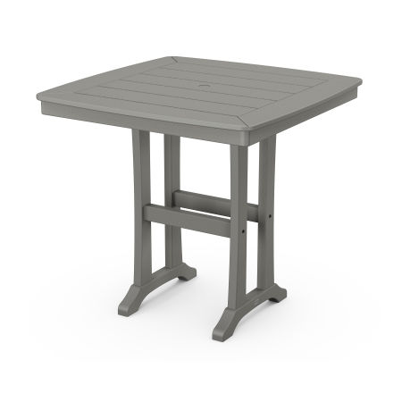 "Nautical Trestle 37"" Counter Table"