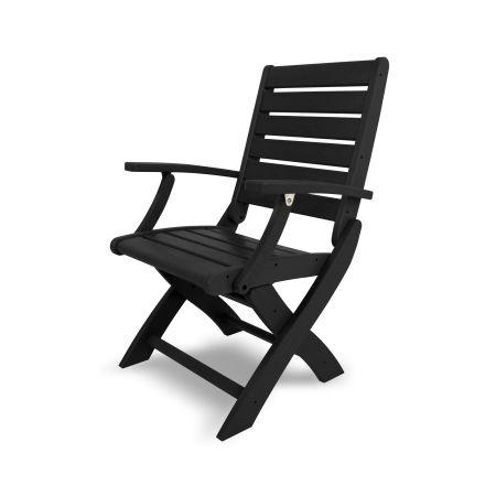 Signature Folding Chair