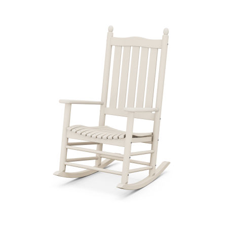 McGavin Rocking Chair in Sand