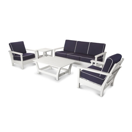 Harbour 5-Piece Conversation Set