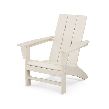 Modern Adirondack Chair in Sand