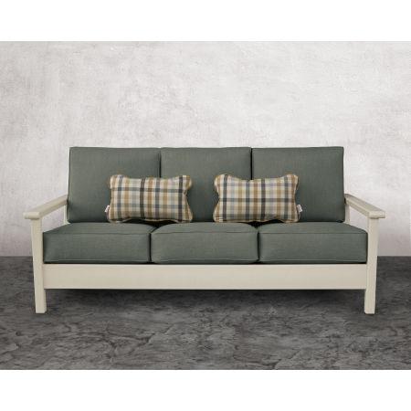 Rustic Farmhouse 2-Piece Lumbar Outdoor Pillow Set