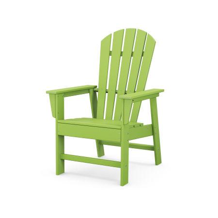 South Beach Casual Chair in Lime